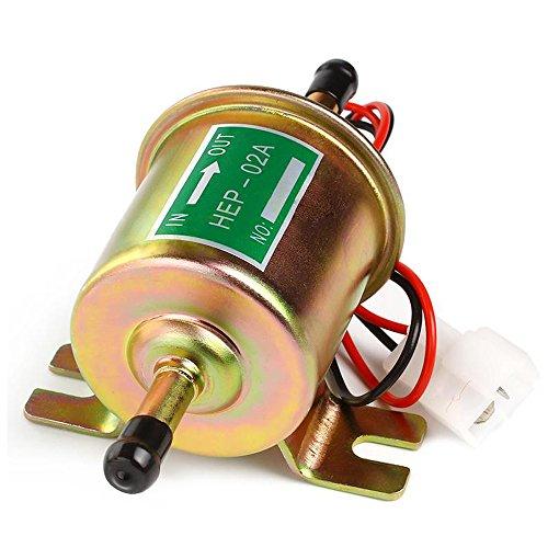 Universal 12V Kraftstoffpumpe Benzinpumpe Dieselpumpe Elektrische Baumaschine