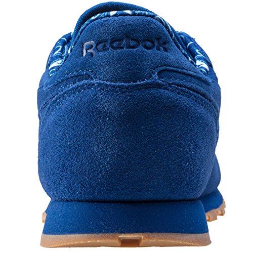 Reebok Cl Bandana Pack, Baskets Basses Unisexes - Royal Blue Children
