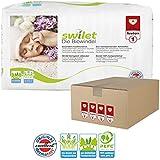 120 couches BIO Swilet Newborn Taille 1 Newborn (2-4kg)
