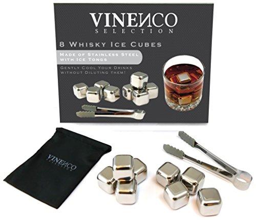 Cubos de hielo para whisky