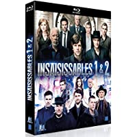 Insaisissables 1 & 2 - Coffret Blu-Ray [Import italien]