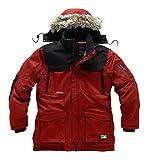 Scruffs Classic Thermo Parka pour homme travail chaud manteau rouge imperméable de travail (Taille: XL)