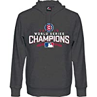 Majestic MLB CHICAGO CUBS World Series Champions 2016 Trophy T-Shirt,