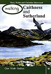 Walking Caithness and Sutherland (Walking Scotland Series)