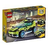 #10: Lego 31074 Creator Rocket Rally Car