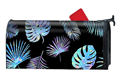 BABBY Roses and Butterflies - Envoltorio magnético para buzón (tamaño  Grande Grande) 00a23fa10da1