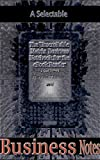 The Unscrollable Matrix Business Notebook for the eBook Reader, The NBbs17 Edition: A Selectable (English Edition)