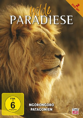 Ngorongoro - Afrikas Wiege des Lebens / Patagonien: Die Küste der Riesen (2 DVDs)