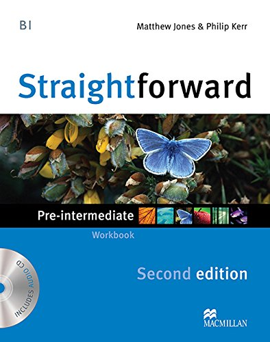 STRAIGHTFWD Pre-Int Wb Pk -Key 2nd Ed (Straightforward)