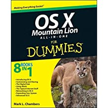 OS X Mountain Lion All-in-One For Dummies by Mark L. Chambers (2012-09-19)