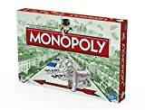 Hasbro 00009376 board game - board games (Box, 8 tokens, 28 Title Deed cards, 16 Chance cards, 16 Community Chest cards, money pack, 32 houses, 12)