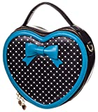 Banned - Bolso cruzados de Material Sintético para mujer, color Azul, talla One Size