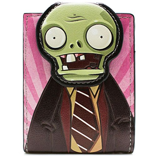 Cartera de PopCap Plants Vs. Zombies Zombi Multicolor