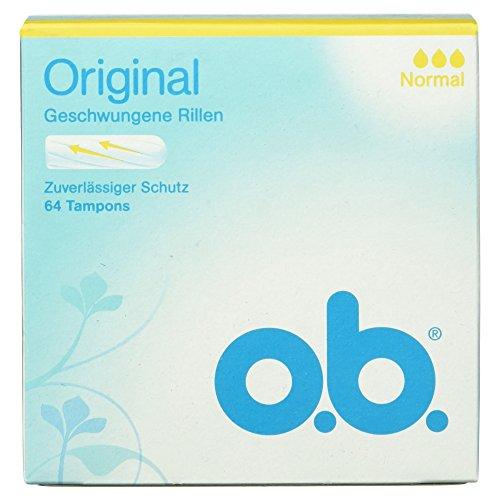 O.B. 64er Normale originale, 1er Pack (1 x 64 pezzo)