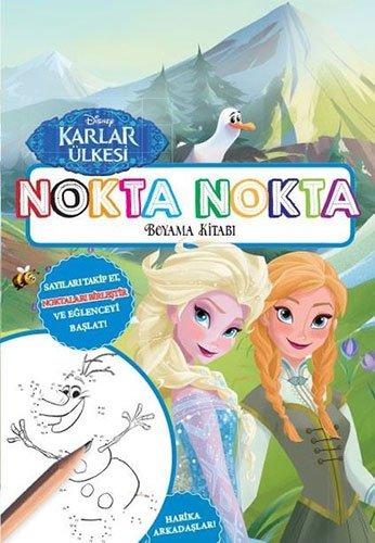 Disney Karlar Ulkesi Nokta Nokta Boyama Kitabi Sayfalari Takip Et