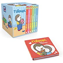 T'choupi : ma petite bibliothèque by Thierry Courtin (2016-09-29)