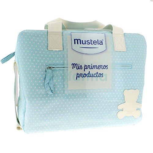 BOLSO MIS PRIMEROS PRODUCTOS MUSTELA AZUL (precio: 38,55€)