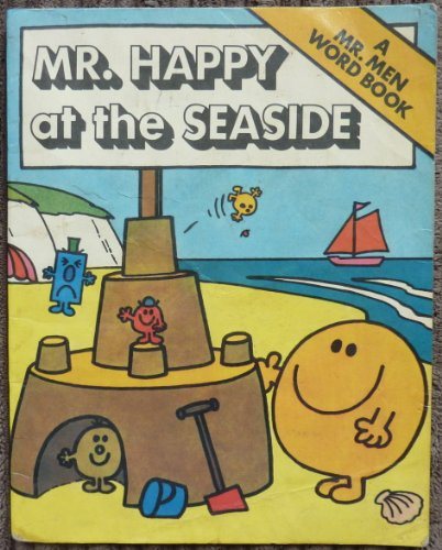 Mr. Happy at the Seaside