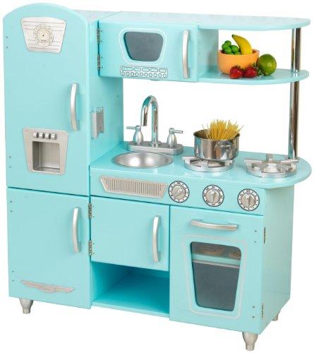 kidkraft-53227-vintage-kitchen-blau