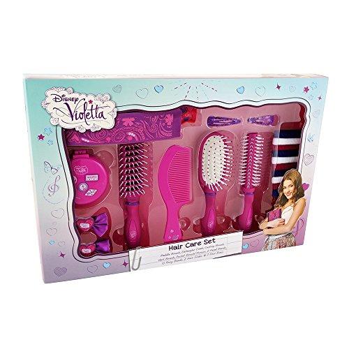 Violetta Hair Care Coffret Cadeau Set de 21