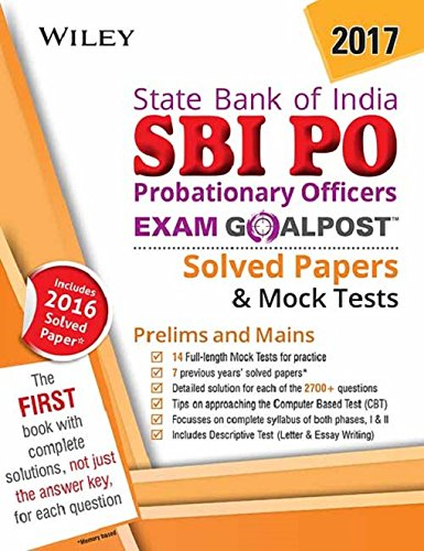 wileys-state-bank-of-india-probationary-officers-sbi-po-exam-goalpost-solved-papers-mock-tests-inclu