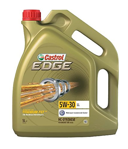 Preisvergleich Produktbild Castrol EDGE Motorenöl 5W-30 8L (3x 1L + 5L)