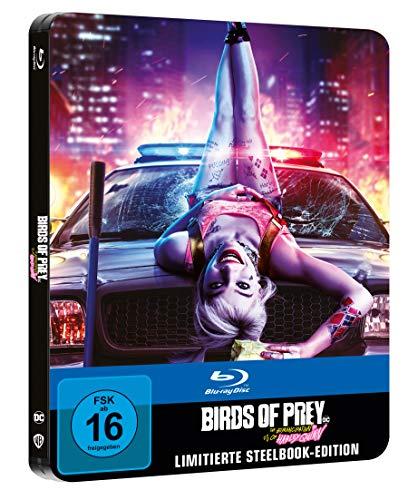 Birds of Prey: The Emancipation of Harley Quinn Steelbook [Limited Edition] [Blu-ray]