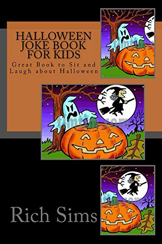 Halloween Joke Book For Kids: Great Book to Sit and Laugh about Halloween (English Edition)