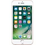 Apple MN122ZD/A iPhone 6S (11,9 cm (4,7 Zoll), 32GB, 12 Megapixel Kamera, iOS 9, LTE) rose-gold