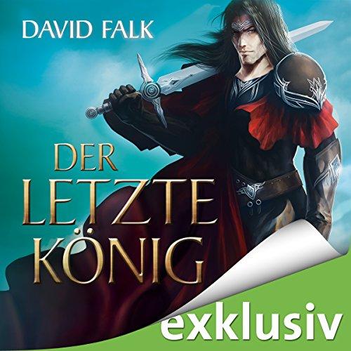 Buchseite und Rezensionen zu 'Der letzte König (Der letzte Krieger 2)' von David Falk