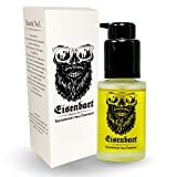 Eisenbart Bartöl No.I 30 ml Premium Bartpflege mit Marula Öl/Holzig + Frisch