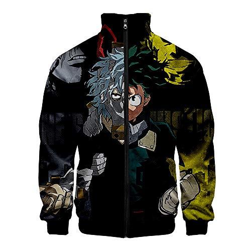 Boku No Hero Academia Mein Held Academia Izuku Midoriya Hoodies Sweatshirt Kostüm Trainingsjacke - Das Ist Mein Kostüm Sweatshirt