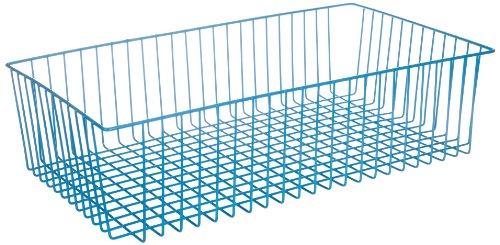 bel-art Produkte 167590000Tragetasche Korb, Stahldraht, 24-3/10,2cm Länge x 35,6cm Breite x 15,2cm Höhe