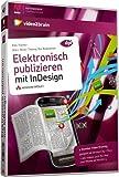 Elektronisch Publizieren mit InDesign - Videotraining (PC+MAC+Linux+iPad) Bild