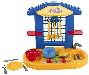 Baczek Kus 2117 Play Kitchen - Play Kitchens (410 mm, 80 mm, 490 mm, 1,09 kg, Caja)