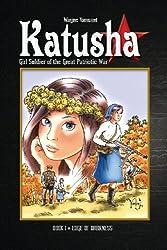 Katusha Book One: Edge of Darkness