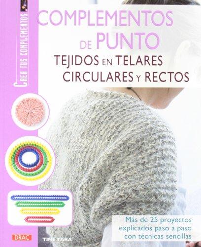 Complementos de punto tejidos en telares circulares y rectos (Cp - Serie Punto (drac))