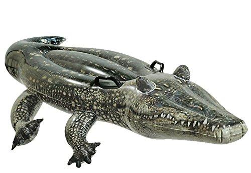 es Tier realistisch + 2Griffe Krokodil - ()