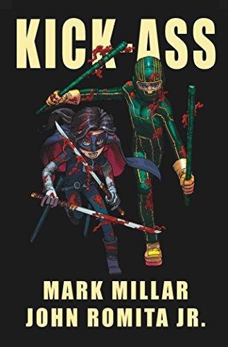 Kick-Ass - 2 (Movie Cover): Pt. 3 - Kick-Ass Saga: Kick-Ass Saga (Prelude 2 Cover)