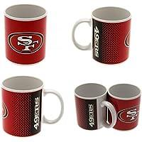 San Francisco 49ers Kaffeetasse Teetasse Tasse Becher Mug