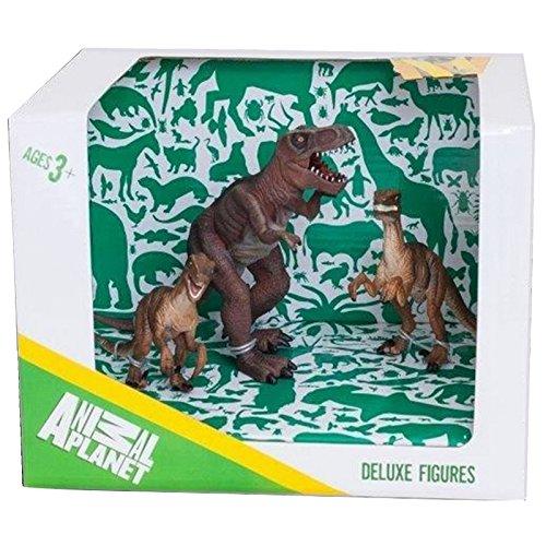 Animal Planet 3er Dinosaurier Set Spielzeug Figuren Spielfiguren