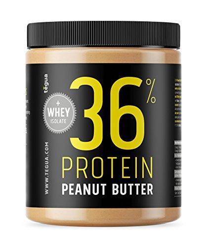 Burro di arachidi molte proteine