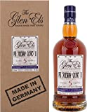The Glen Els 5 Years Old PX SHERRY CASKS II Gently Woodsmoked 2017 Whisky (1 x 0.7 l)