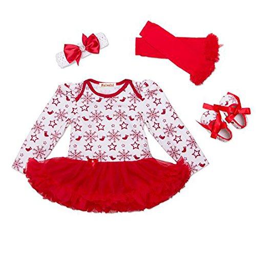 4pcs-vestito-neonata-natale-Tutu-Romper-Fascia-Scarpa-Leggings-Santa-del-partito-del-vestito-0-24-mesi