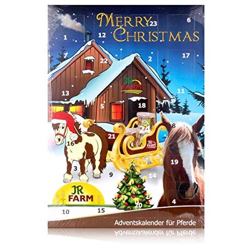 Handelshaus Huber-Koelle Pferde Adventskalender, 1er Pack (1 x 140 g)