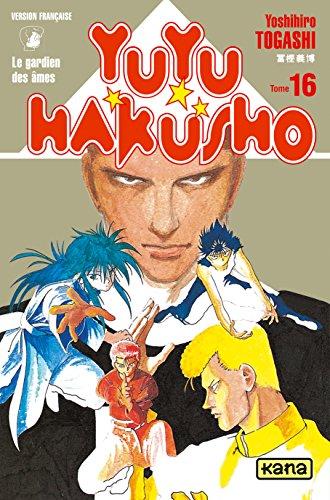 Yuyu Hakusho : Le Gardien des âmes, tome 16 par Yoshihiro Togashi