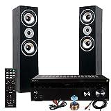 etc-shop Hifi Heimkino Musikanlage Sony Verstärker AEG Stand Boxen Kabel HIFI-Premium