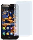 mumbi Schutzfolie kompatibel mit Huawei G8 / G8x Folie klar, Bildschirmschutzfolie (2x)
