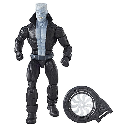 Marvel The Amazing Spider Man 2 Legends Infinite Series Tombstone Action Figure  (Multi Color)