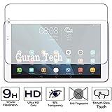 Guran® Protector de Pantalla Vidrio Cristal Templado Para Huawei MediaPad T1 10.0 24,4 cm (9,6 pulgada) Tablet-PC Film